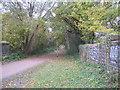 SP2874 : Kenilworth Greenway at Crackley Lane bridge by E Gammie
