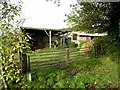 NZ1266 : Stables near Close House by Oliver Dixon