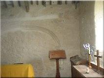 SH3368 : Yr Allor/ The Altar, Eglwys St Cwyfan Church by Eric Jones