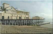 SZ9398 : West side of Bognor Regis Pier by P L Chadwick