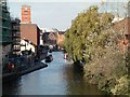 SP0686 : Birmingham canal. by Graham Taylor