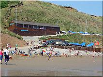 TA1281 : Filey Sailing Club by Peter Church
