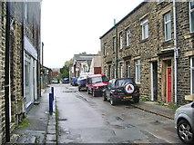 SE0125 : George Street, Mytholmroyd by Alexander P Kapp