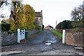 TA0148 : Tradesman's entrance, Beswick Hall by Peter Church