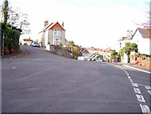SX9064 : Junction of Marcombe Road and Burridge Road by Paul Hutchinson