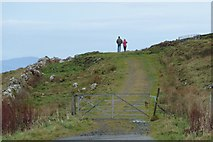 NG2261 : Track to Waternish Point by John Allan