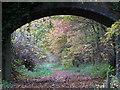 TG0823 : View through the old railway bridge by Evelyn Simak
