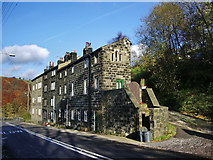 SE0023 : Four Gates End, Cragg Road Cragg Vale by Alexander P Kapp
