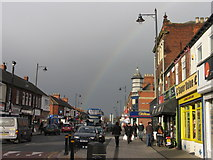 TA0831 : Rainbow over Newland Avenue by Africa Gomez
