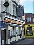TQ7369 : Prince of Wales Public House, Strood by David Anstiss