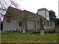TM2139 : St.Martin's Church, Nacton by Adrian Cable