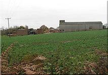 TG0723 : Brick Kiln Farm by Evelyn Simak