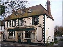 TQ7369 : The Three Gardener's Public House, Strood by David Anstiss