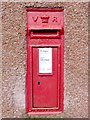 NS3879 : Victorian Postbox by Lairich Rig