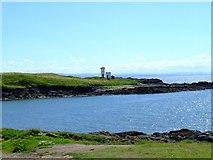 NT4999 : Elie Ness Lighthouse by John J Hunter