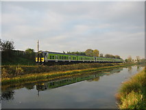 O1337 : Railcar departing Broombridge by Tom Nolan