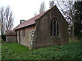 SE7851 : St Martins at Yapham by David Rogers