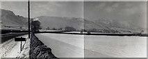 SK1482 : Heading west from Castleton - winter 1959 by M J Richardson