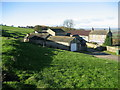 SE2843 : Bank Side Farm by Chris Heaton