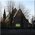 SK5343 : Christ Church, Cinderhill by Oxymoron