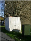 SE1437 : Air Pollution Monitoring Station - Otley Road by Betty Longbottom
