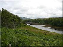 C0931 : Lackagh Bridge on the Lackagh River by Colin Park