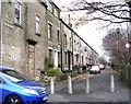 SE0825 : St Augustine's Terrace - Hanson Lane by Betty Longbottom