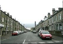 SE0724 : Hammond Street - Hopwood Lane by Betty Longbottom