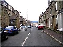 SE0824 : Hare Street - Hopwood Lane by Betty Longbottom