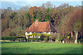 TQ7831 : Wealden Hall House, The Paper Mill, Hinkden Lane, Benenden,Kent by Oast House Archive