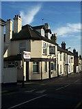 TQ7369 : The Sportsman Public House, Strood by David Anstiss