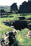 HU3909 : Jarlshof, Shetland by M J Richardson