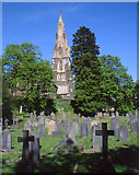 NY3704 : St.Marys Church, Ambleside by Tom Richardson