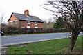 SE9955 : A cottage near Eastburn by Peter Church
