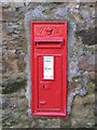 NZ0459 : Victorian postbox, Hindley by Mike Quinn
