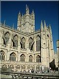 ST7564 : Bath Abbey by Graham Taylor