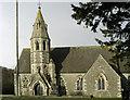 SD4692 : All Saints Church, Underbarrow by Tom Richardson