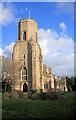 TL6559 : Woodditton Church by Bob Jones