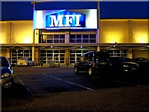 SO8277 : MFI Kidderminster - will the last person to leave, please turn off the lights? by P L Chadwick