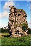 O1374 : Castle at Donacarney, Co. Meath by Kieran Campbell