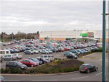 TF3244 : ASDA Supermarket, Boston by John Lucas
