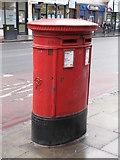 TQ3282 : Victorian postbox, City Road / Shepherdess Walk, EC1 by Mike Quinn