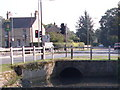 TL4463 : Road junction at Histon by Peter