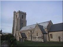 ST3049 : Parish Church, Burnham on Sea by Sarah Charlesworth