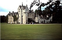NJ1736 : Ballindalloch Castle by ronnie leask