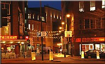 J3374 : Rosemary Street, Belfast by Albert Bridge