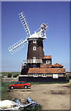 TG0444 : Cley Windmill by Chris Allen