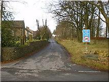 SD7656 : Longtons Lane, Tosside by Alexander P Kapp
