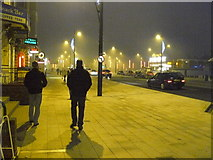 TG5307 : Sea Mist at Great Yarmouth on the front by Andy Jamieson