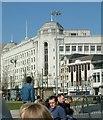 SJ8498 : Debenhams Manchester by Gerald England
